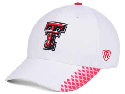 Texas Tech Red Raiders Top of the World NCAA Merge Stretch Cap