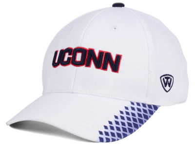 Connecticut Huskies Top of the World NCAA Merge Stretch Cap