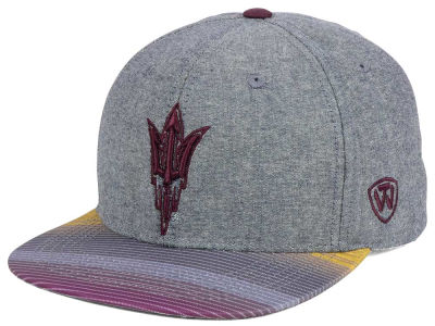Arizona State Sun Devils Top of the World NCAA Tarnesh Snapback Cap
