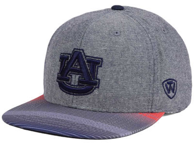 Auburn Tigers Top of the World NCAA Tarnesh Snapback Cap