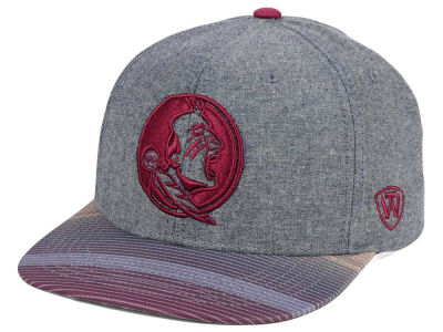 Florida State Seminoles Top of the World NCAA Tarnesh Snapback Cap