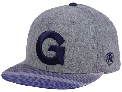 Georgetown Hoyas Top of the World NCAA Tarnesh Snapback Cap