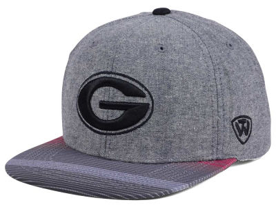 Georgia Bulldogs Top of the World NCAA Tarnesh Snapback Cap