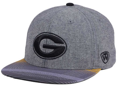 Grambling Tigers Top of the World NCAA Tarnesh Snapback Cap