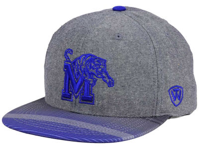 Memphis Tigers Top of the World NCAA Tarnesh Snapback Cap