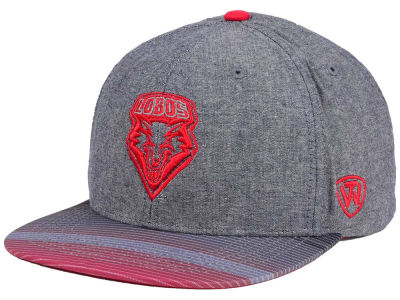 New Mexico Lobos Top of the World NCAA Tarnesh Snapback Cap