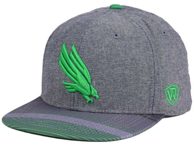 North Texas Mean Green Top of the World NCAA Tarnesh Snapback Cap