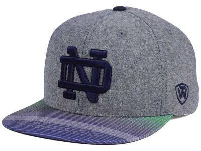 Notre Dame Fighting Irish Top of the World NCAA Tarnesh Snapback Cap