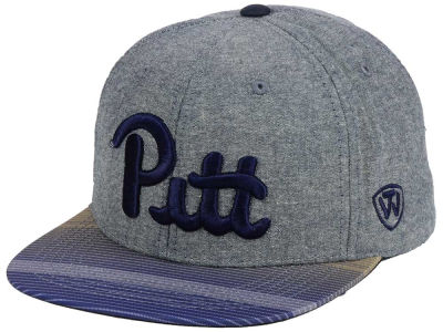 Pittsburgh Panthers Top of the World NCAA Tarnesh Snapback Cap