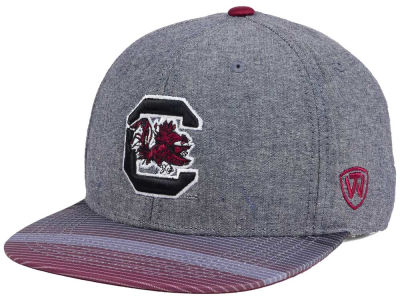 South Carolina Gamecocks Top of the World NCAA Tarnesh Snapback Cap
