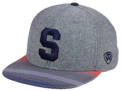 Syracuse Orange Top of the World NCAA Tarnesh Snapback Cap