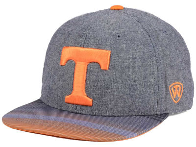 Tennessee Volunteers Top of the World NCAA Tarnesh Snapback Cap