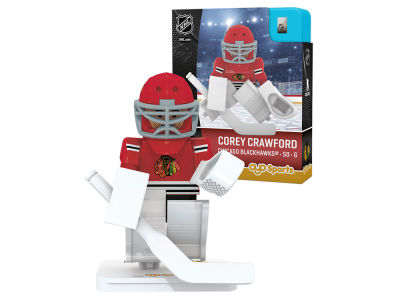 Chicago Blackhawks Corey Crawford OYO Figure Generation 3