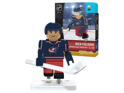 Columbus Blue Jackets Nick Foligno OYO Figure Generation 3