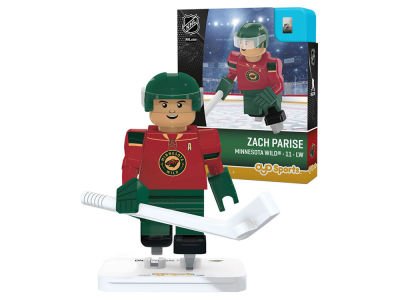 Minnesota Wild Zach Parise OYO Figure Generation 3