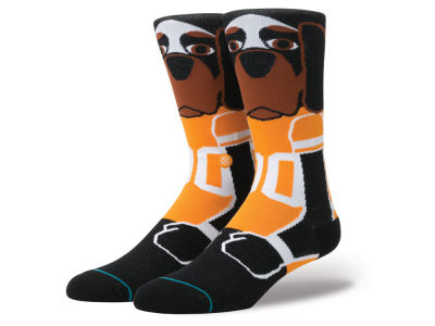Tennessee Volunteers Stance NCAA Mascot Sock