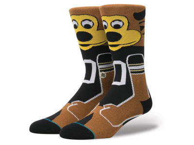 Colorado Buffaloes Stance NCAA Mascot Sock