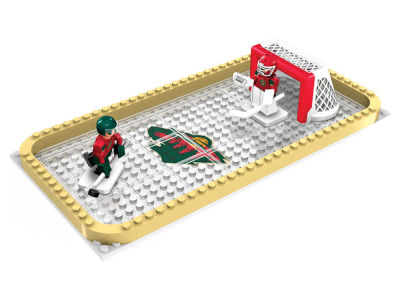 Minnesota Wild OYO Backyard Rink Set