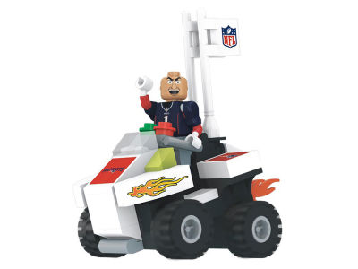 New England Patriots OYO 4 Wheel ATV w Mascot