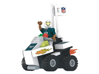Philadelphia Eagles OYO 4 Wheel ATV w Mascot