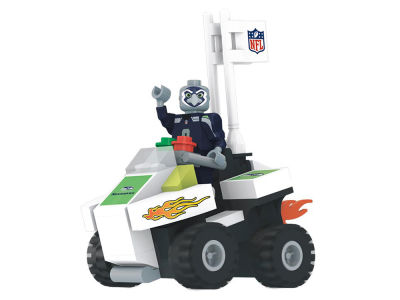 Seattle Seahawks OYO 4 Wheel ATV w Mascot