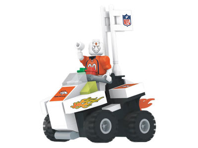 Denver Broncos OYO 4 Wheel ATV w Mascot