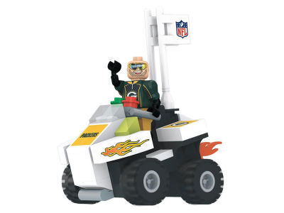 Green Bay Packers OYO 4 Wheel ATV w Mascot