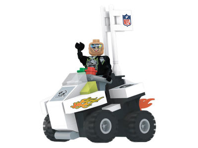 Oakland Raiders OYO 4 Wheel ATV w Mascot