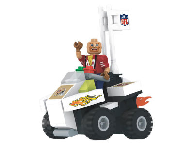 San Francisco 49ers OYO 4 Wheel ATV w Mascot