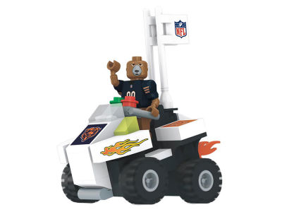 Chicago Bears OYO 4 Wheel ATV w Mascot