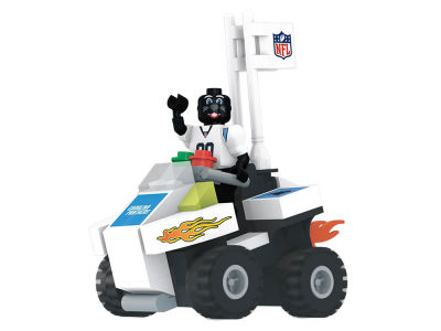 Carolina Panthers OYO 4 Wheel ATV w Mascot
