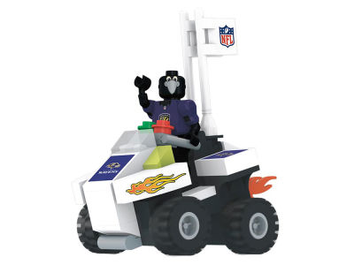 Baltimore Ravens OYO OYO 4 Wheel ATV w Mascot