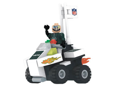 New York Jets OYO 4 Wheel ATV w Mascot