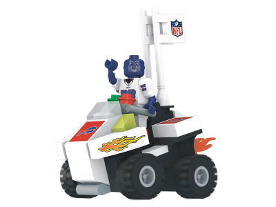 Buffalo Bills OYO 4 Wheel ATV w Mascot