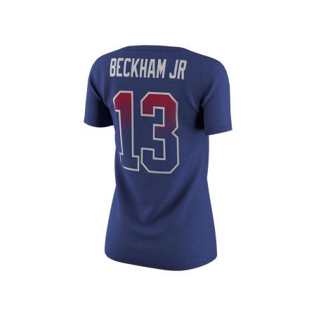 New York Giants Odell Beckham Jr. Nike NFL Women's Pride Modern 1.0 T-Shirt
