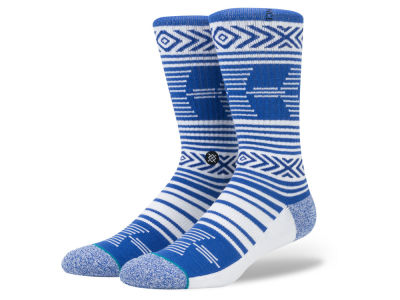 Kentucky Wildcats Stance NCAA Mazed Sock