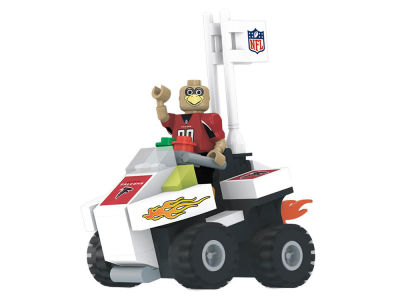 Atlanta Falcons OYO 4 Wheel ATV w Mascot