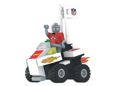 Kansas City Chiefs OYO 4 Wheel ATV w Mascot