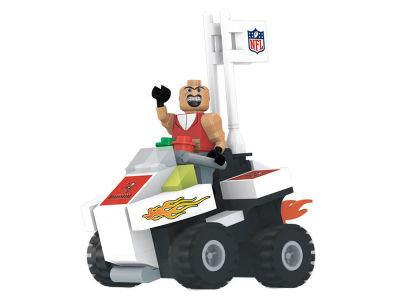 Tampa Bay Buccaneers OYO 4 Wheel ATV w Mascot