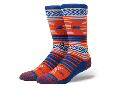 Florida Gators Stance NCAA Mazed Sock