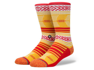 Iowa State Cyclones Stance NCAA Mazed Sock