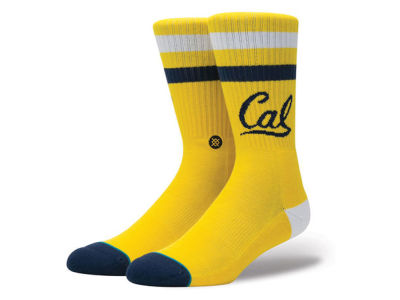 California Golden Bears Stance NCAA Team Logo Sock