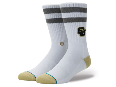 Colorado Buffaloes Stance NCAA Team Logo Sock