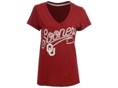 Oklahoma Sooners G-III Sports NCAA Women's Homefield T-Shirt