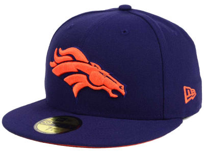 Denver Broncos New Era NFL Basic POP TC 59FIFTY Cap