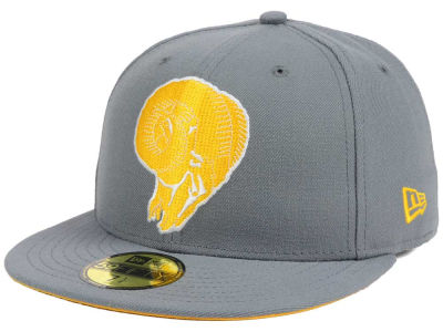 Los Angeles Rams New Era NFL Basic POP DG 59FIFTY Cap