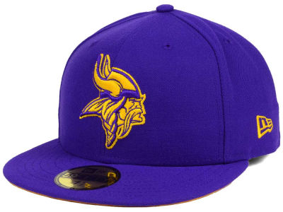 Minnesota Vikings New Era NFL Basic POP TC 59FIFTY Cap
