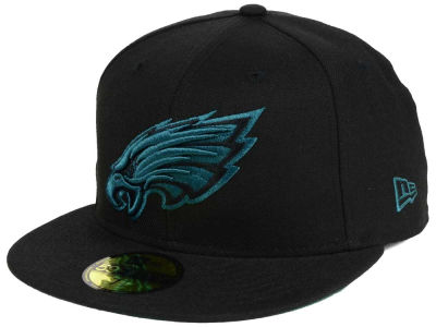 Philadelphia Eagles New Era NFL Basic POP TC 59FIFTY Cap