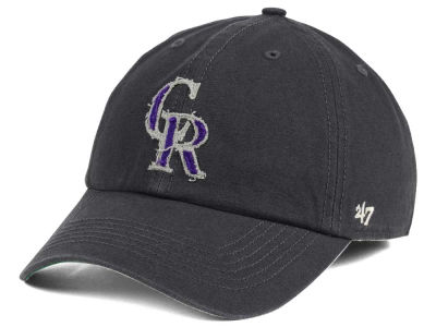 Colorado Rockies '47 MLB '47 Twilight Franchise Cap