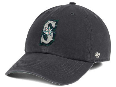 Seattle Mariners '47 MLB Twilight '47 Franchise Cap